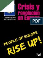 Crisis y revoluci�n de Observatorio Metropolitano r1.0