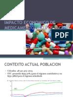Impacto Economico de Medicamentos No Pos y Ctc