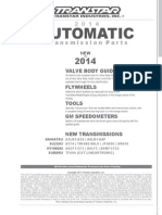 2014 Automatic V11 ECat Complete