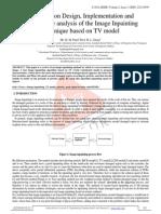 TV Based Model method
