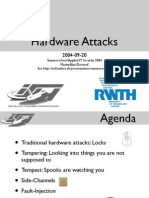 HardwareAttacks
