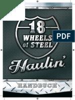 Haulin Manual Web