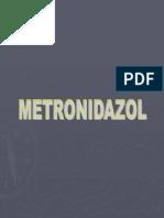 Farmacologia Clase 27 Metronidazol