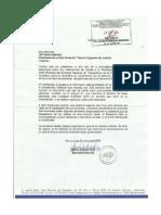Carta SNTP a Deyanira Nieves. Derecho a La Información Pública