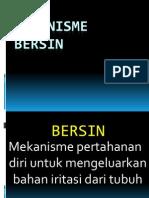 MEKANISME BERSIN