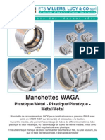 10 6 Catalogue Manchettes WAGA 500 012009