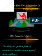 30 Tips for Public Speaking 3313 558