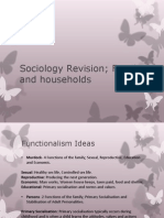 Sociology Revision