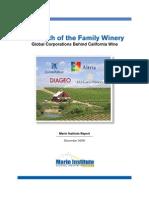 Wine Myth Report