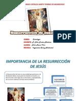 TEMA 10 Resurrección de Jesús