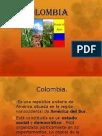 Historia Colombia