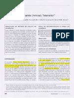 Osteoartrite -Artrose