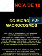 MACRO MICRO COSMOS-galego