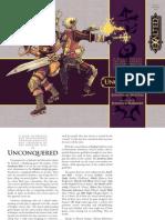 Unconquered 2006playtest