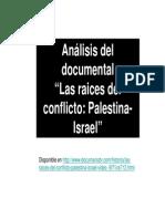 Documental Palestina Israel