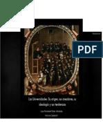 Unidad 7 Universidad en La Edad Media - Luisa Pérez Arboleda
