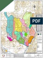 División Político  Administrativa del Pesebre del Huila.