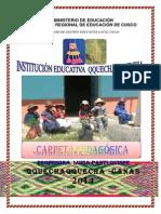 carpeta pedagogica 1