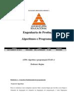 ATPS programação
