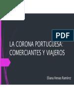 Unidad 9 La Corona Portuguesa Comerciantes y Viajeros - Eliana Henao