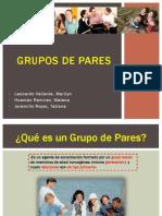 Grupos de Pares