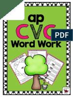 AP Word Family Word Work