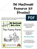 Old Macdonald Resource Kit