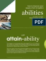 CITT Improve Your Abilities