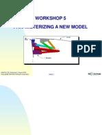 10 Workshop05 Parameterizing a New Model