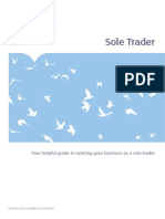 Guide to being a Sole Trader