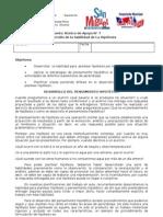 Documento Técnico de apoyo Nº 7 La Hipótesis