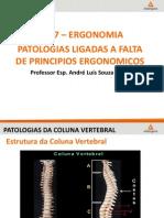 Aula 02 - Patologias_ergonomia