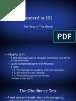 Leadership 101 part 9