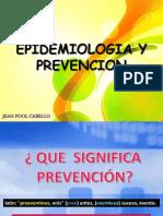 Epidemiologia y Prevencion