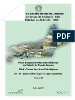 Estudos Hidrologicos RJ