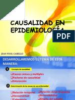 Causalidad en Epidemiología - Mi Expo