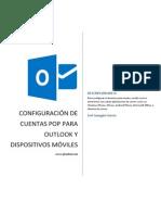 Configuración de Correos en Outlook_ES