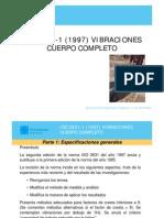 ISO 2631 Vibraciones Cuerpo Completo