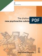 Nuevas Sustancias Psicoactivas 2013 Ingles