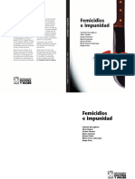 Femicidios e Impunidad_Chejter
