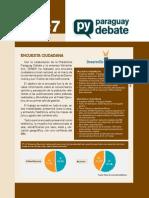 Nota de Debate DENDE
