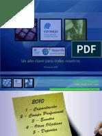 Presentación Cierre de DDPP 2009