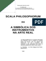 Scala Philosophorum a Simbolica Dos Instrumentos Na