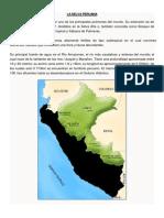 La Selva Peruana de Christian