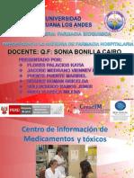Centro de Informacion de Medicamentos