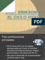 Clase N° 6. Erik  Erikson y el ciclo vital