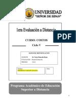1era Evaluacion Distancia Costos Reategui Carlos Liliana