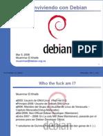 Debian Talk Muammar