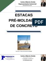 Estacas Pre-Moldadas de Concreto