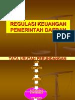Regulasi Keuangan Pemerintah